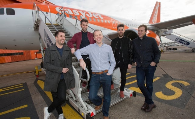 easyJet announces first start-ups to join travel tech accelerator