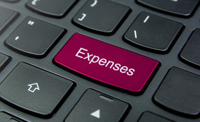 Self employed expenses