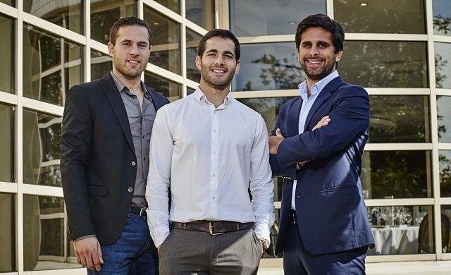Mariano Kostelec, Ben Grech and Miguel Amaro