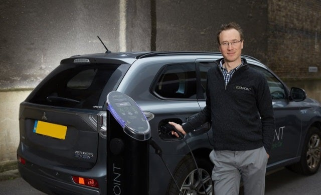 Electric vehicle charging firm POD Point clinches £7.5m