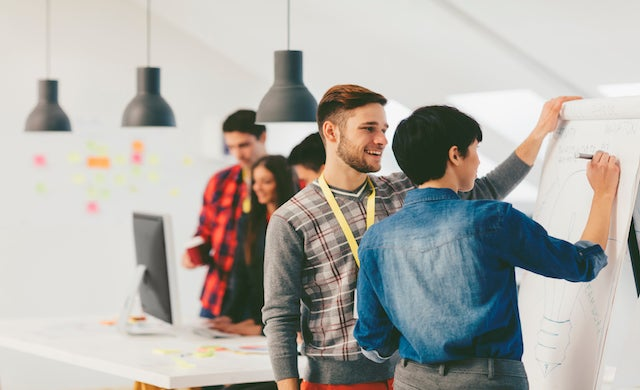 75% of apprentice-hiring small businesses report productivity boost