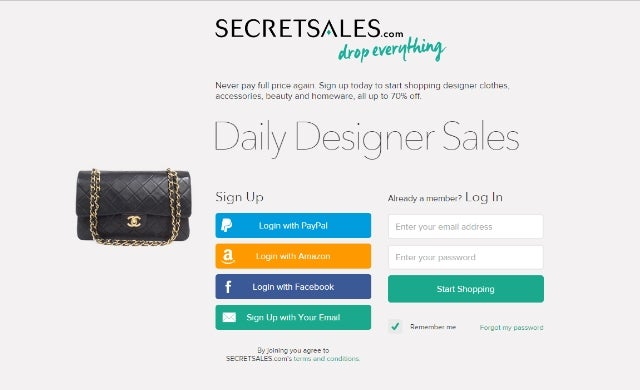 UK flash sales site SecretSales acquired by Wowcher owner