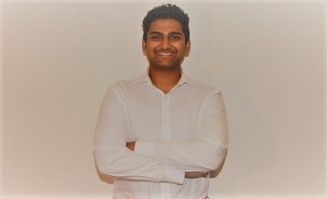 Young entrepreneurs: Aamar Aslam, Funding Invoice