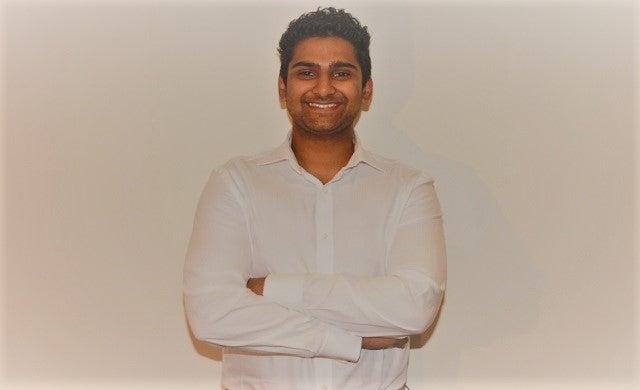 Young entrepreneurs: Aamar Aslam, Funding Invoice