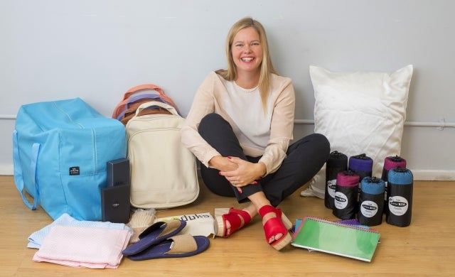 How I've juggled motherhood with running a successful business