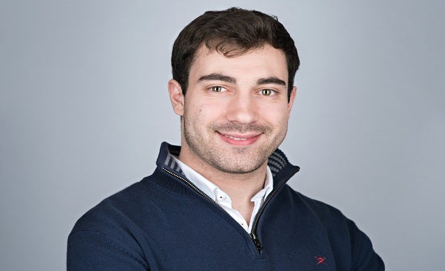 Young entrepreneurs: Nicholas Shekerdemian, Headstart app