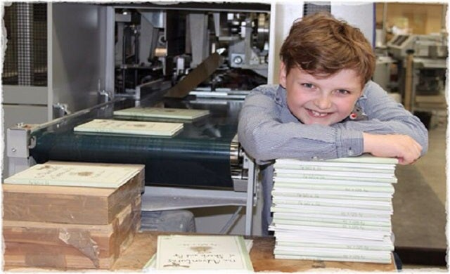Young entrepreneurs: Henry Patterson, Not Before Tea