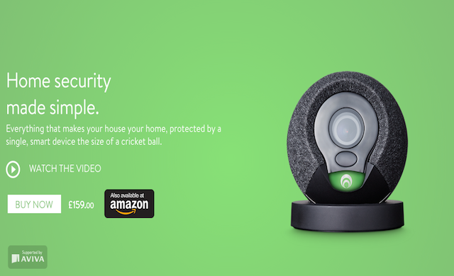 home security start up cocoon closes 2 46m crowdcube campaign