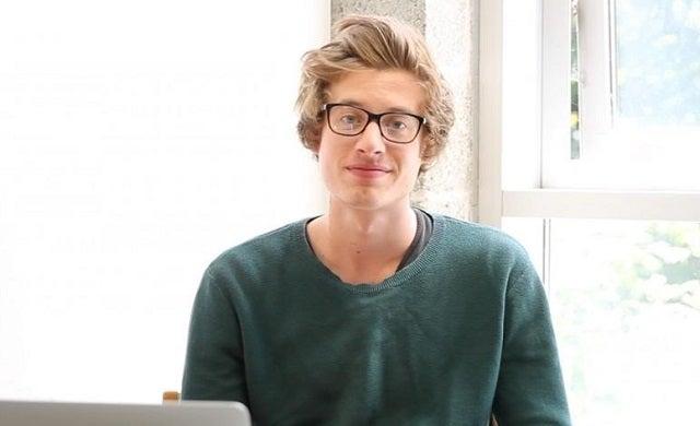 Young entrepreneurs: Peter Ramsey, Movem