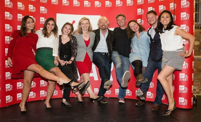 "Sir Richard Branson's Virgin StartUp searching to find UK food business ""superstars"""