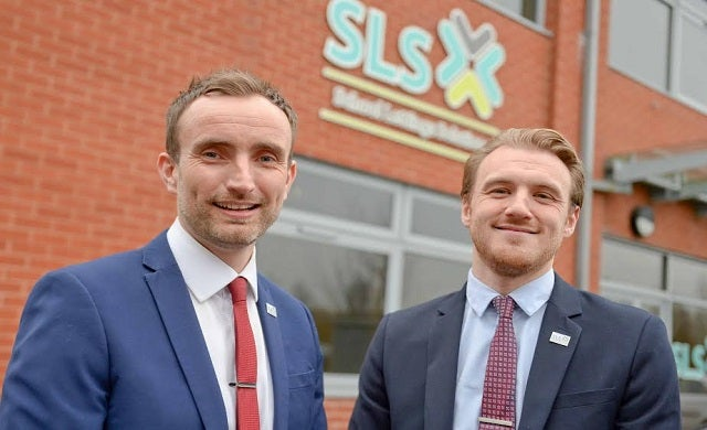 The Entrepreneur: School Lettings Solutions, Scott Warrington and Paul Andrews