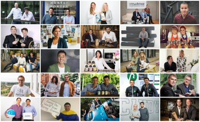 Best UK startups and small businesses