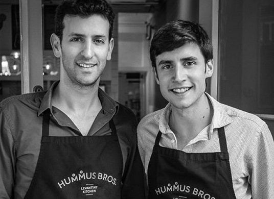 The Entrepreneur: Christian Mouysset, Hummus Bros