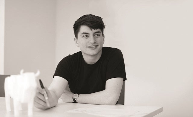 Young entrepreneurs: Josh Valman, RPD International