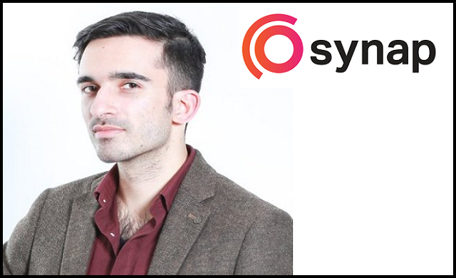Young entrepreneurs: James Gupta, Synap