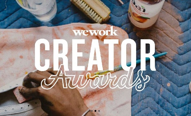 WeWork offers £1.5m funding to UK start-ups through its Creator Awards