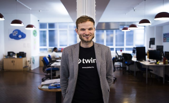 Creative freelancer platform Twine bags £400,000 seed investment