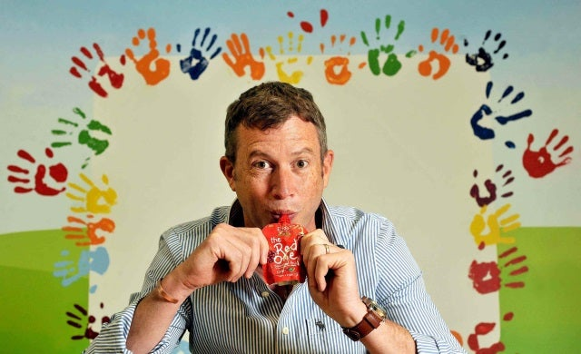 Ella's Kitchen founder Paul Lindley: Why start-ups need to aim high
