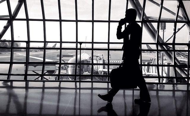 Airport terminal investor entrepreneur