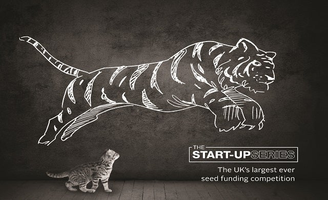Enter the £150,000 April Start-Up Series now