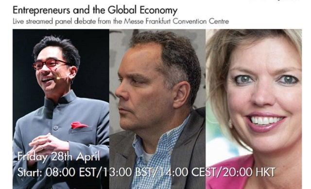 Entrepreneurs' Organization: Live stream
