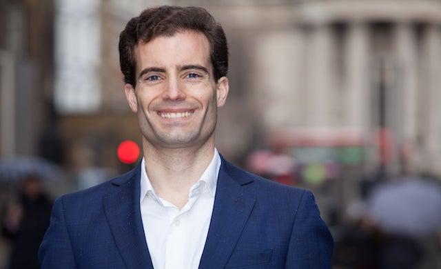 CEO Goncalo de Vasconcelos