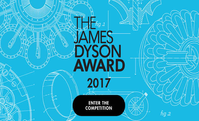 Calling all inventors: James Dyson Award launches with £30,000 prize on offer
