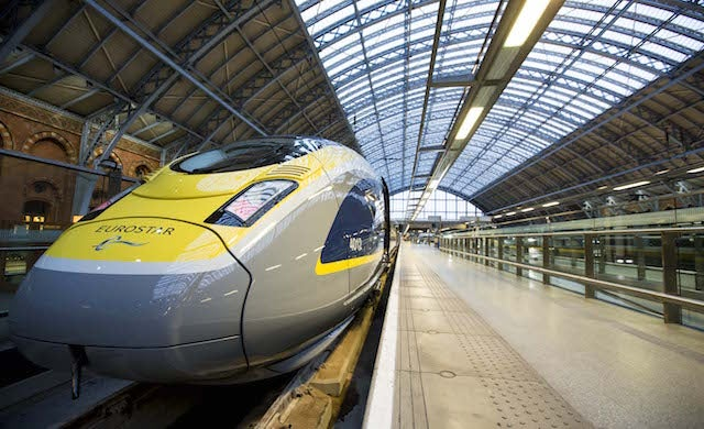 Eurostar calls on tech firms to help improve its customer experience