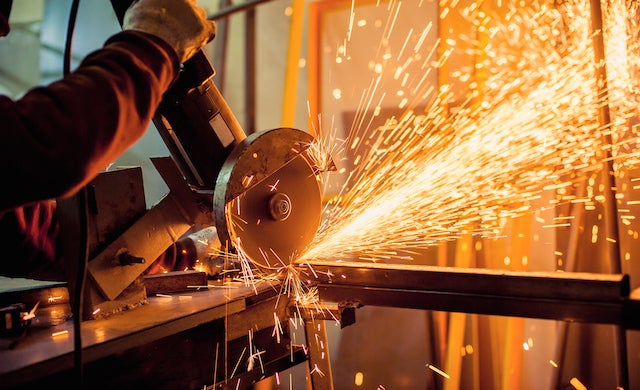 "Manufacturing sector is ""driving force"" behind UK business confidence"