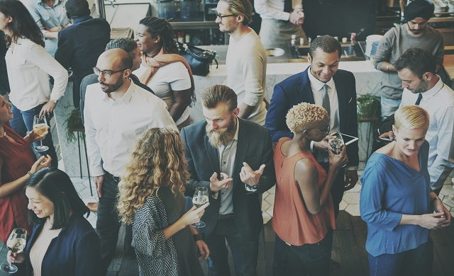 Winning tactics for business networking success