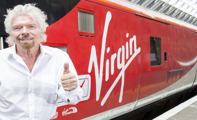 Branson and Virgin Trains want you! Hunt is on for start-ups focused on train travel