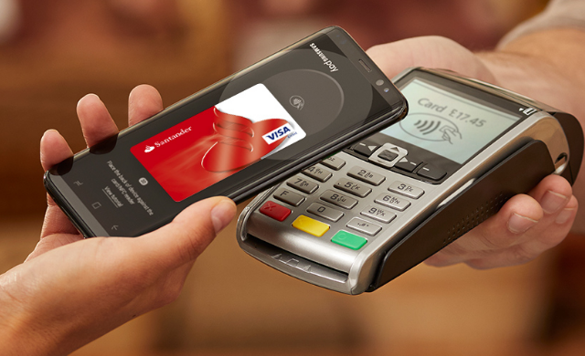 Samsung launches its contactless mobile payment solution in the UK
