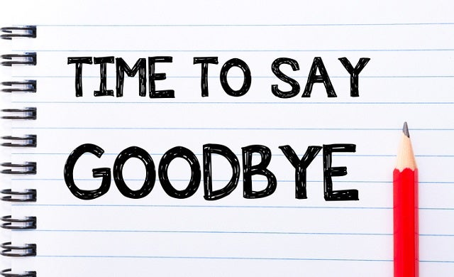 Before you say hello to your own business, say goodbye – nicely!