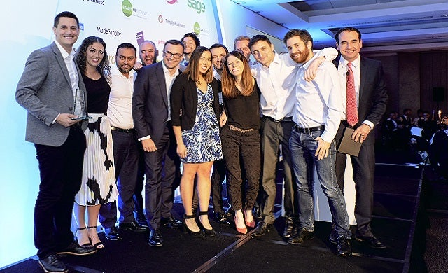 Startups Awards winner ClearScore ranked among UK's 'best workplaces'
