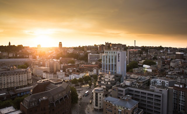 Workspace provider Regus launches its fifth location in Bristol