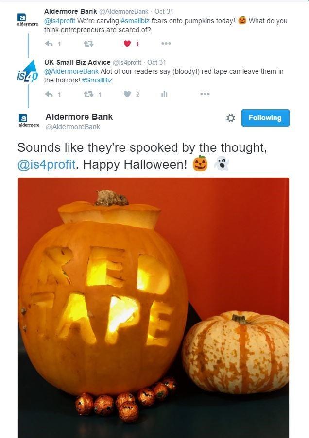 is4profit halloween