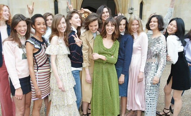 Alexa Chung's eponymous fashion brand has received investment