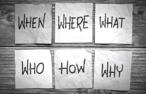 Questions angel investors ask entrepreneurs