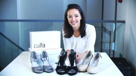 Jen Bailey Calla Shoes