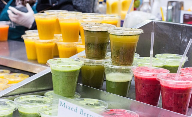 how to set up a juice bar business or open a smoothie shop