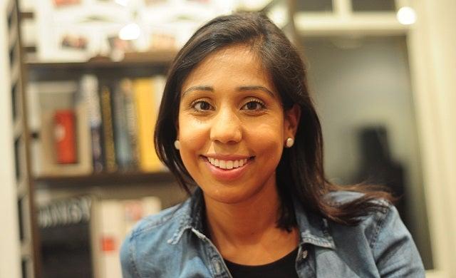 Inspiring women: Tamara Rajah