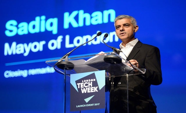 Sadiq Khan-backed investment fund for tech scale-ups hits £5m