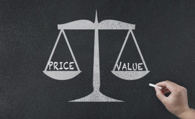 How clever price positioning influences perceived value