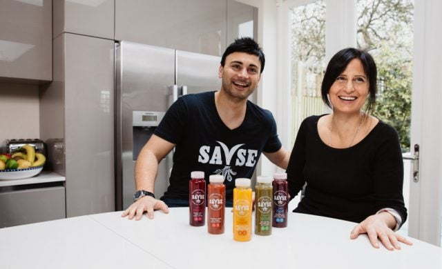 One minute with… Savsé founder Guka Tavberidze