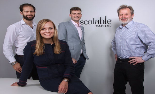 Scalable Capital closes €30m funding round from BlackRock