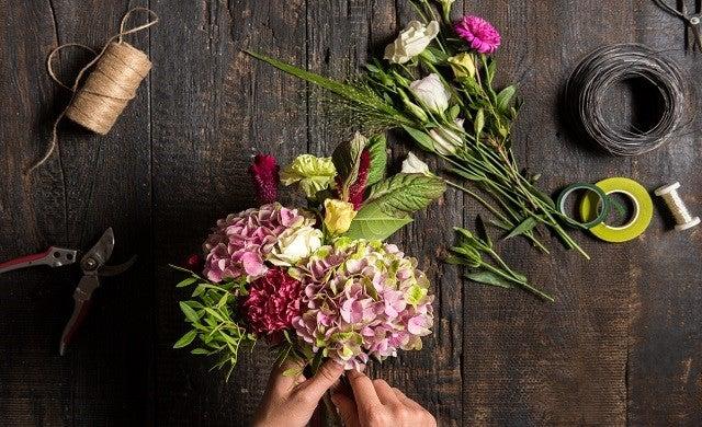 Florist business start-up guide