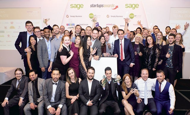 The UK's leading Startups Awards is back for 2017: Enter today!