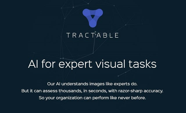 Insurtech start-up Tractable raises $8m in Series A