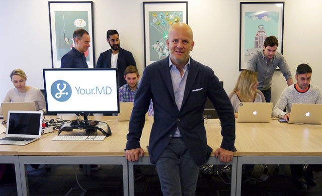 AI healthcare start-up Your.MD closes $10m in funding