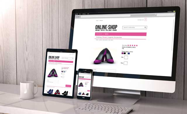 Create an Online Shop